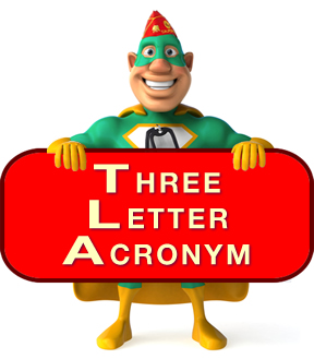 TLA - Three Letter Acronym