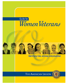 I'm One. I Served. I'm a Veteran. Women Veterans Hotline.